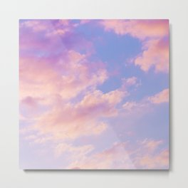Miraculous Clouds #1 #dreamy #wall #decor #society6 Metal Print