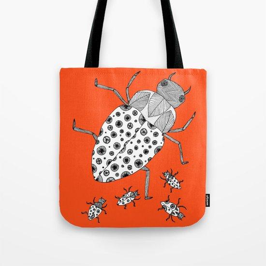 Roach Family Tote Bag