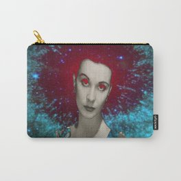 Vivien Leigh Goddess of Space Carry-All Pouch