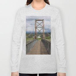 Tolt McDonald Bridge Long Sleeve T-shirt