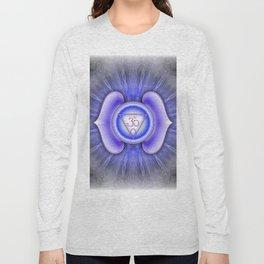Ajna Chakra - Brow Chakra - Series IV Long Sleeve T-shirt