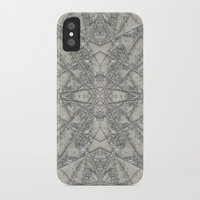 snowflake iPhone & iPod Cases featuring Snowflake  by Project M
