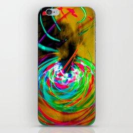 Hoop iPhone Skin