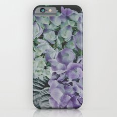 Hydrangeas  Slim Case iPhone 6s