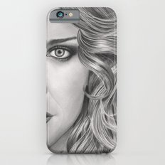 Half Portrait iPhone 6s Slim Case