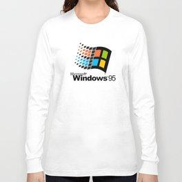 Win 95 Long Sleeve T-shirt