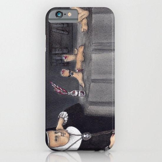 Juana de Asbaje iPhone & iPod Case