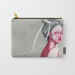 She Made Broken Look Beautiful Carry-All Pouch