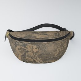Cavalier, or the Flight Fanny Pack