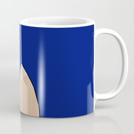 Tan Coffee Mug