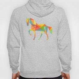 Fractal Geometric Unicorn Hoody