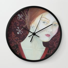 madame Wall Clock
