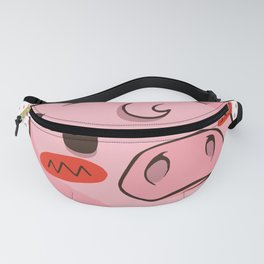 Sweets pig face Fanny Pack