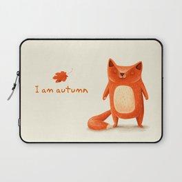 I am autumn (1) Laptop Sleeve