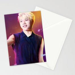 Woohyun Stationery Cards