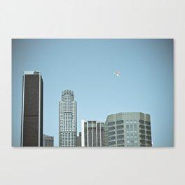 Los Angeles Balloon Canvas Print