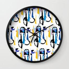 pornart Wall Clock