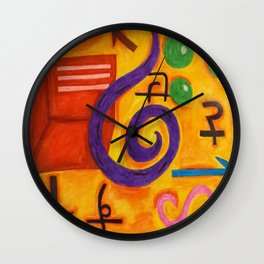 S What Does It Mean... Wall Clock