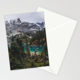 Joffre Lakes Stationery Cards
