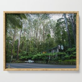 William Ricketts Sanctury, Mount Dandenong, Victoria Serving Tray