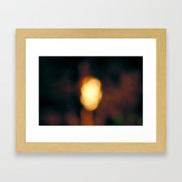 Light & Matter Framed Art Print