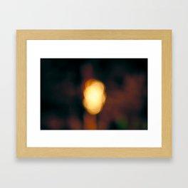 Light & Matter Framed Art Print