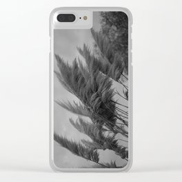 Plants in Hyde Park Arboretum Clear iPhone Case