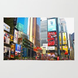 TIMES SQUARE, NYC Rug