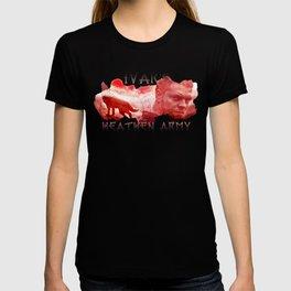 Ivar's Heaten Army T-shirt