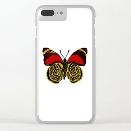 fly away 4 Clear iPhone Case