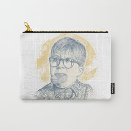 OH FUDGE RALPHIE! Carry-All Pouch