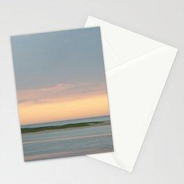 Cape Cod Pastel Beach Sky Stationery Cards