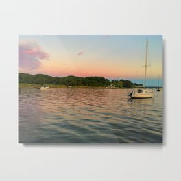 The abyss Metal Print