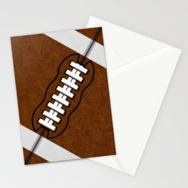 Fantasy Football Super Fan Touchdown Stationery Cards