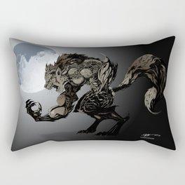 Werewolf Rectangular Pillow