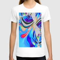 splash T-shirts featuring Splash by David  Gough