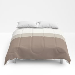 Minimal Abstract Neutral Ambiance 01 Comforters