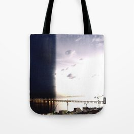 return stroke Tote Bag