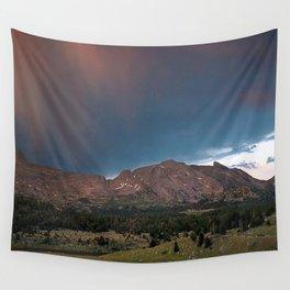 Wind River Range 1970s, Box 3, slide 19 Wall Tapestry
