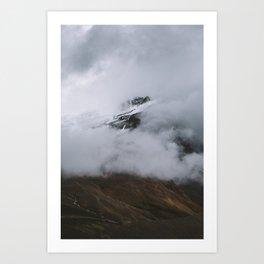 Heaven + Earth Art Print