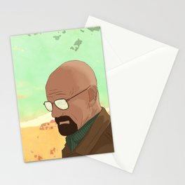 GTA Walter White Stationery Cards