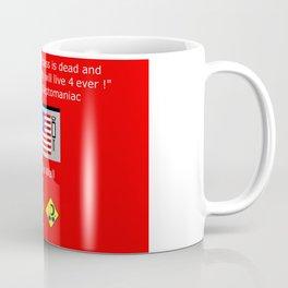 Plutocracy 4 ever Coffee Mug