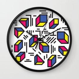 abstrableurghhhh Wall Clock