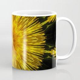 Golden Sun Disc Coffee Mug