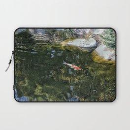 Reflecting Pond Laptop Sleeve