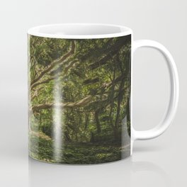Spirits inside the wood Coffee Mug
