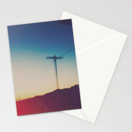 roadside views Stationery Cards