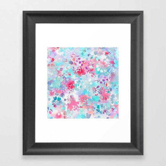 Floral Spirit 1 Framed Art Print