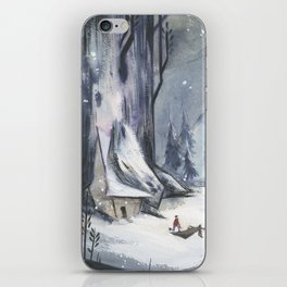 The Hunt iPhone Skin