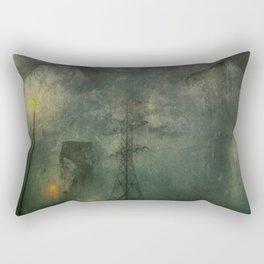 Treachery Rectangular Pillow